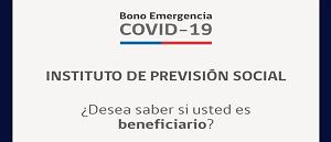 Bono Covid-19